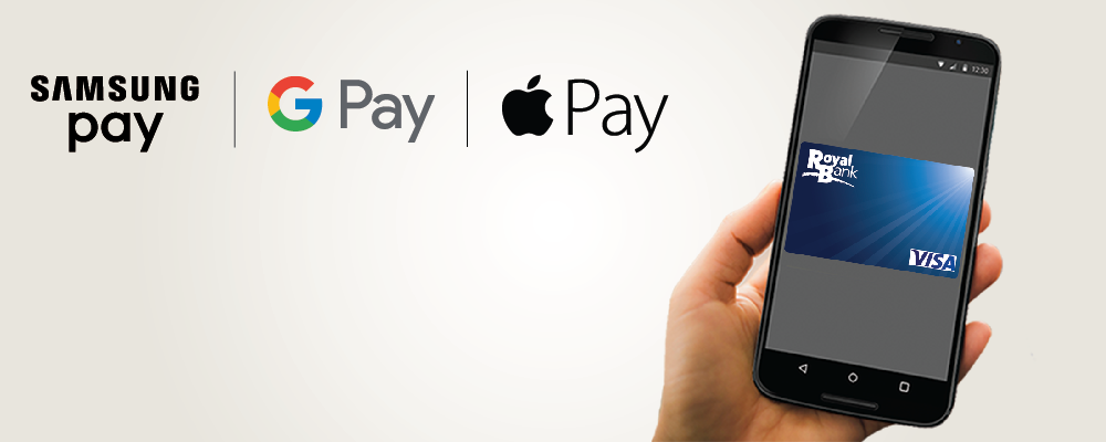 Introducing Samsung Pay Google Pay and Apple Pay